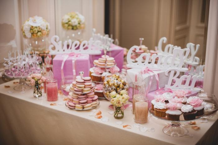 Sweet Table Decor
