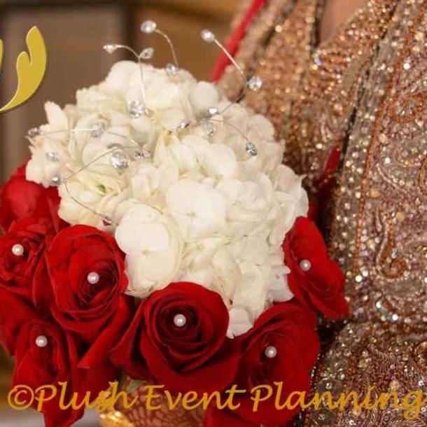 Indian Wedding Floral Decor