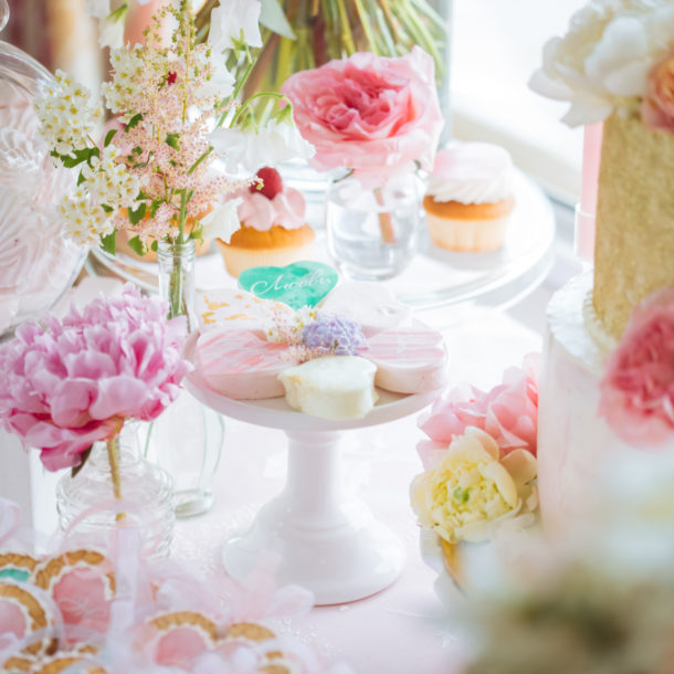 Wedding Cake and Sweets