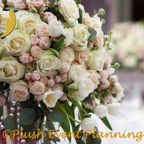 South Asian Wedding event decor Chicago