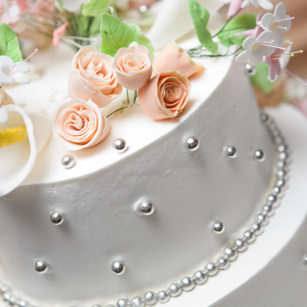 Wedding Cakes by Raheela Al Karim