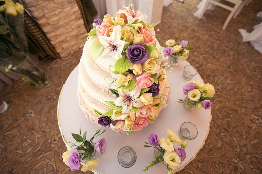 Wedding Cake Chicago