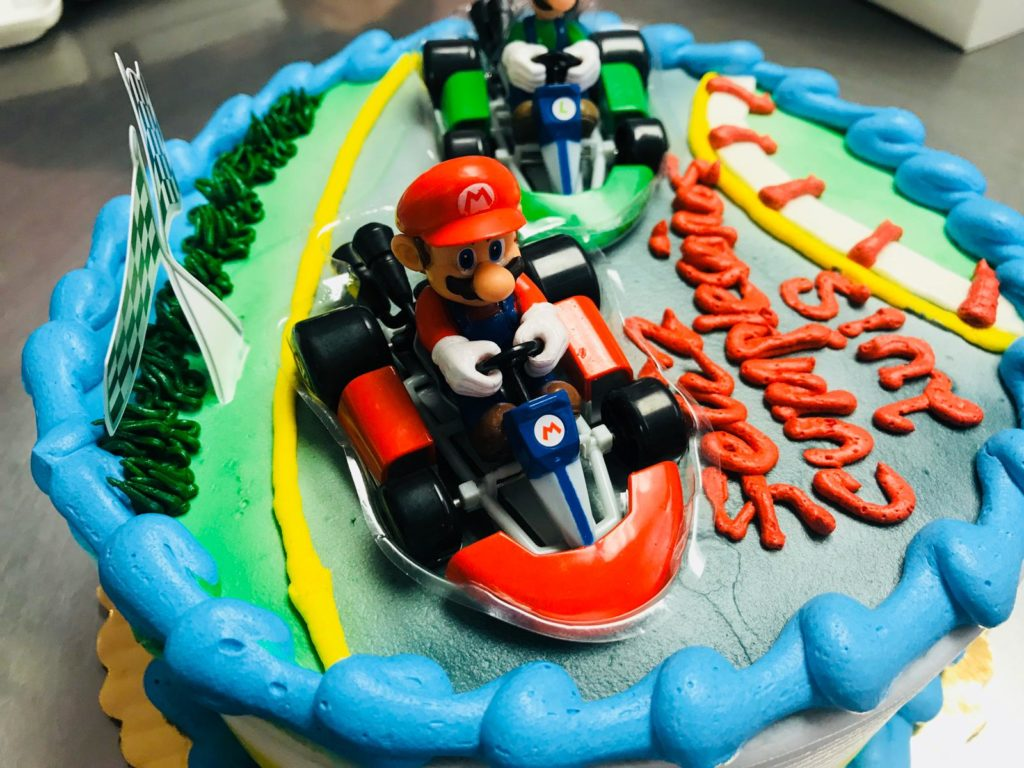SuperMario-Birthday-Cake